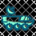 Moon Car Icon