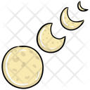 Moon Eclipse Lunar Eclipse Eclipse Ring Icon