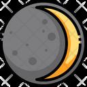 Moon Eclipse Moon Phase Moon Icon