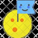 Moon flag Icon