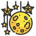 Moon Lamp Icon