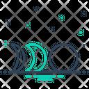 Phase Shape Astrology Icon
