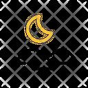 Moon Rise Icon