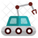 Moon Rover Icon