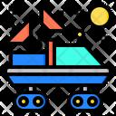 Moon Rover Icon