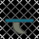 Moon Set Icon
