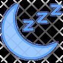 Moon Sleep Moon Sleep Icon