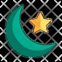 Moon Star Moon Star Icon