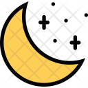 Moon Weather Insurance Icon