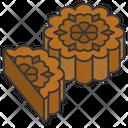Mooncake Icon
