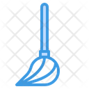 Mop Brush Cleaning Equipment Icon