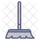 Clean Housekeeping Janitor Icon