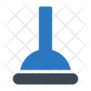 Mop Sucker Brush Icon
