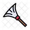 Mop Brush Cleaning Icon