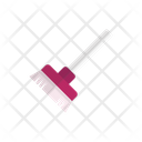 Brush Mop Cleaning Icon