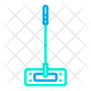 Mop Clean Cleaning Icon