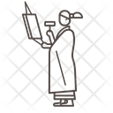Mopan nun Icon