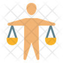 Morality Fair Ethical Icon