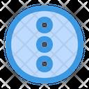More Menu Option Icon