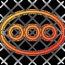 Ellipsis Bubble Speech Icon