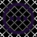 More Circle Icon
