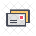 More Letter Icon