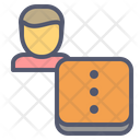 More Dots Share Icon