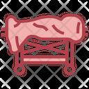 Morgue Foot Corpse Icon