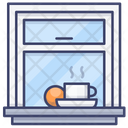 Morning Tea Icon