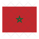 Morocco Flag Flags Icon