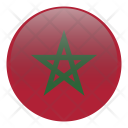 Morocco Country Flag Icon