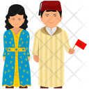 Morocco Outfit Morocco Clothing Morocco Dress Icon