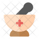 Mortar Medical Hospital Icon