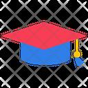 Graduation Hat Mortar Board Graduation Cap Icon