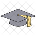 Mortar Board Graduation Graduate Icon