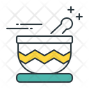 Mmortar Bowl Mortar Bowl Bowl Icon