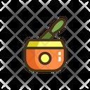Mortar Bowl Icon