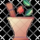 Mortar Pestle Icon