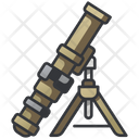 Mortar Weapon Military Icon