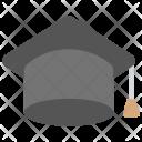 Mortarboard Graduation Degree Icon