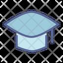 Hat Graduation Cap Icon