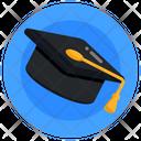 Cap Hat Mortarboard Icon