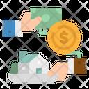 Mortgage Real Estate Icon