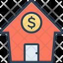 Mortgage Hostage Property Icon