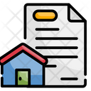 Mortgage Residential Home Icon