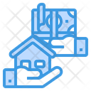 Mortgage Loan Accounting Icon