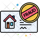 Mortgage Fraud Mortgage Fraud Home Loan Fraud Icon