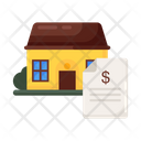 Mortgage Home Icon