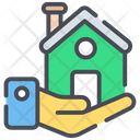 Mortgage House Icon