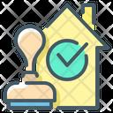 Mortgage loan Icon